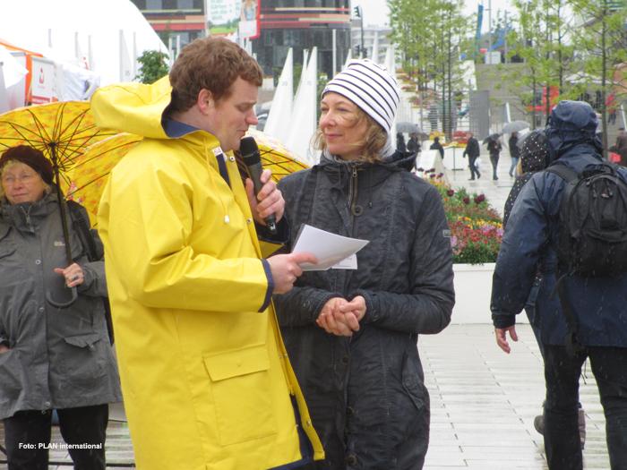 Moderation Entwicklungstag deutschlandweit Hamburg