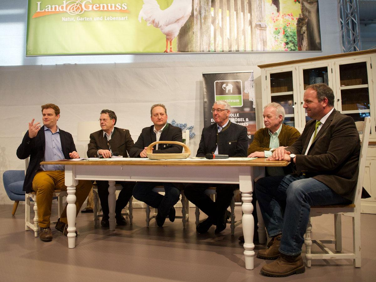 Agrar Technik Moderator Diskussion Muenchen Hamburg Henning Harfst