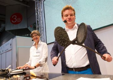 Moderator Muenchen Hamburg Messe Koch Show