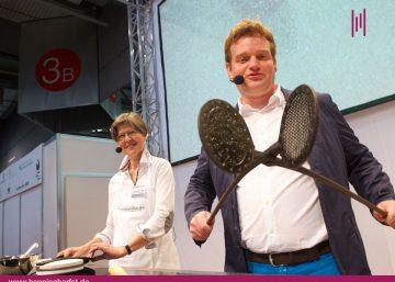 Moderator München Koch Show Küche